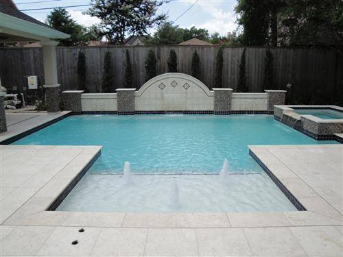 Custom Pools Houston Sugar Land Pool Builder Sweetwater